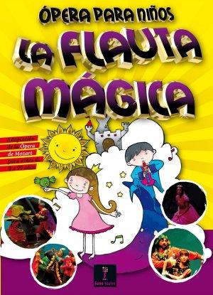 DVD OPERA PARA NIÑOS Y NIÑAS LA FLAUTA MAGICA