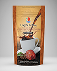 Café Lingzhi 2 en 1 (Café negro)