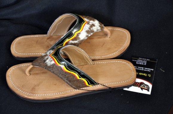 Sandalias Tres Puntadas