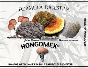 CÁPSULAS DE FORMULA DIGESTIVA