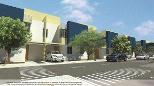 Casas sobre planos Urbanizacion Tayrona Santa Marta