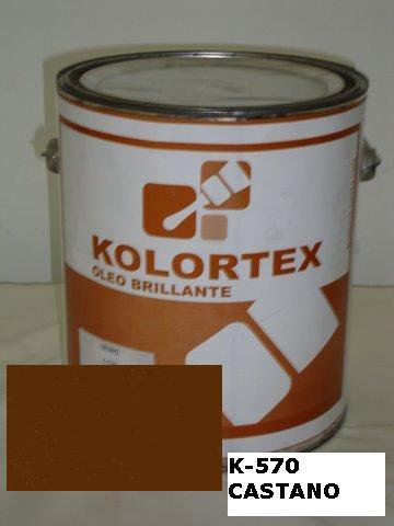 OLEO K-570 CASTANO DE GALON