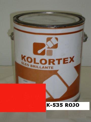 OLEO K-535 ROJO DE GALON