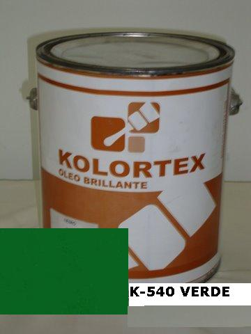 OLEO K-540 VERDE DE GALON