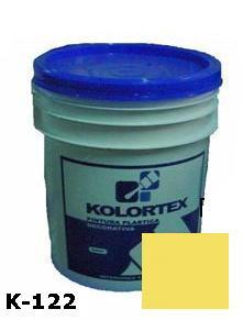 KOLORTEX K-122 MARFIL RENACIMIENTO PLAST. DECO. CUNETE 5GAL