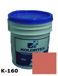 KOLORTEX K-160 ROSA CORAL PLAST. DECO. CUNETE 5GAL