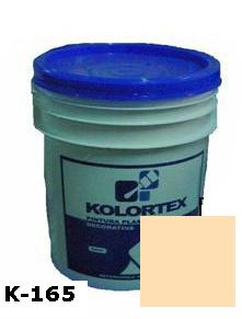 KOLORTEX K-165 ROSA CLARO PLAST. DECO. CUNETE 5GAL