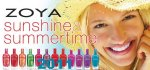 Zoya Summertime & Sunshine
