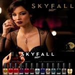 OPI James Bond 007 SKYFALL