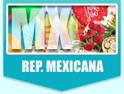 Env�os a la Rep�blica Mexicana