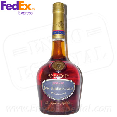 Cognac Courvoisier VSOP, Personalizado