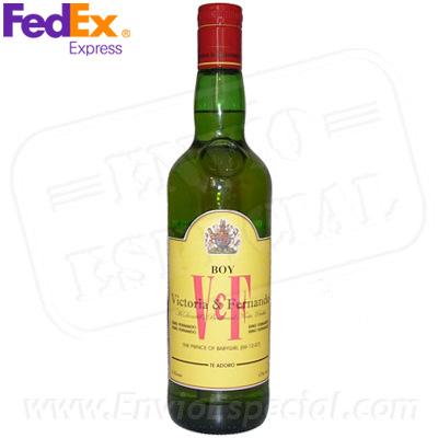 Whisky J&B, Personalizado