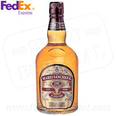 Whisky Chivas Regal 12, Personalizado