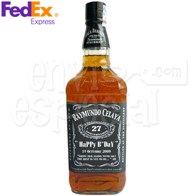 Whisky Jack Daniel's Personalizado