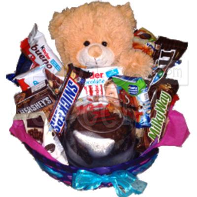 Cumpleaños de Chocolate