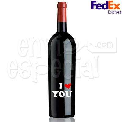 -Vino I Love You