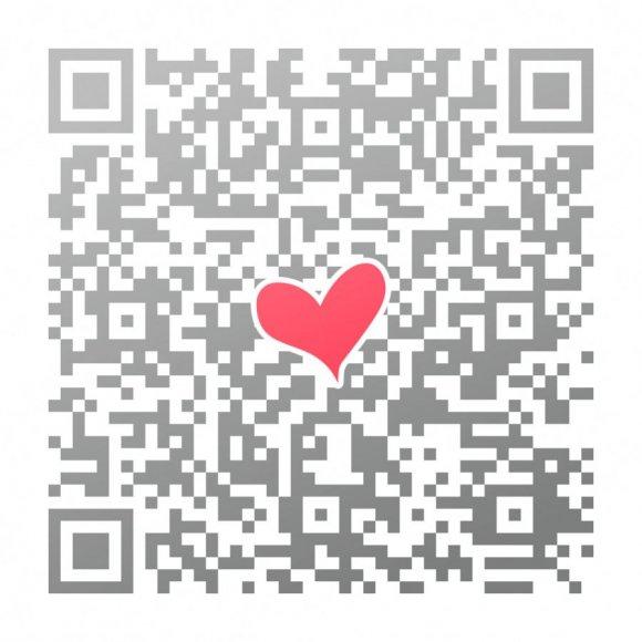 Mensaje de Amor QR