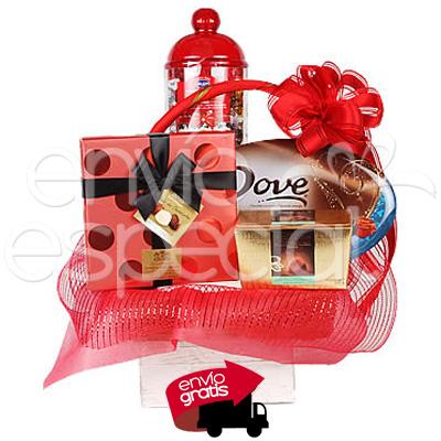 Set de Lujo de Chocolates Importados Gourmet