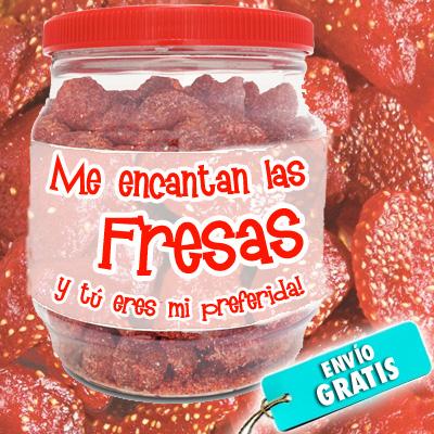 Me encantan las Fresas...