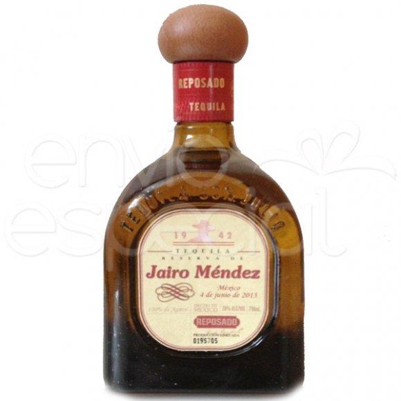 Tequila Don Julio Reposado, Personalizado