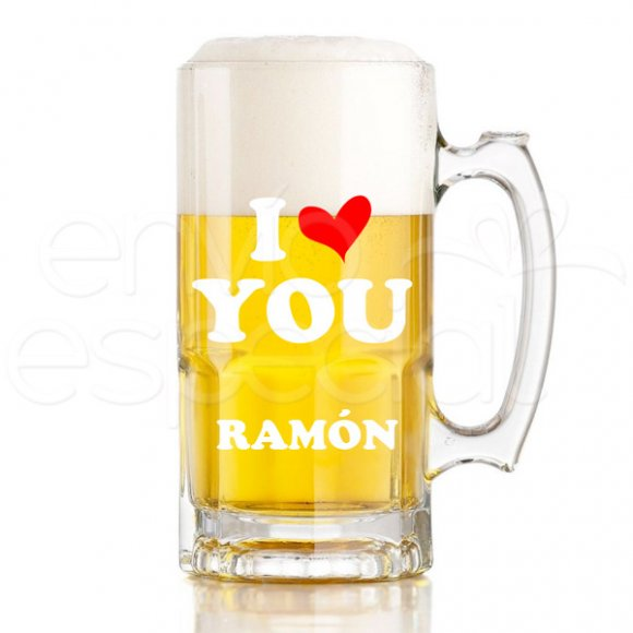 -Tarro I Love You