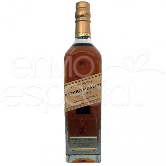Whisky Johnnie Walker Gold Label Personalizado