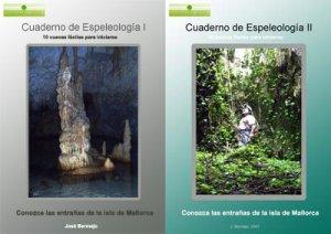 Cuaderno de espeleología I y II