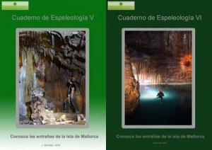 Cuaderno de espeleología V y VI