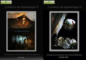 Cuaderno de espeleología III y IV