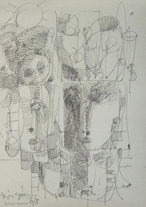 Miguel Gómez-Estudio Rostros