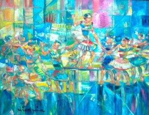 Miguel Gómez-Baile sobre la mesa