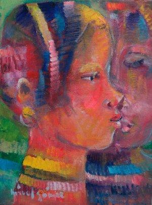 Miguel Gómez-Adolescentes rostros