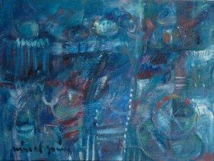 Miguel Gómez-Con la rueda en la danza de los azules II
