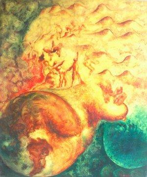 Raimundo Sánchez-La madre tierra