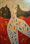 Luichy Martínez Richiez-Dama abstracta