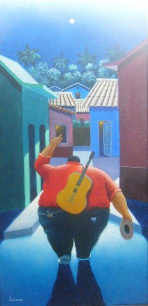 Melchor Terrero-Final de la parranda música callejera
