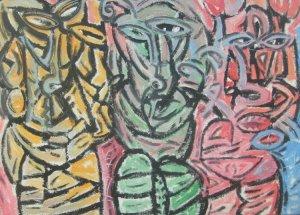 Jesus Desangles-Mural