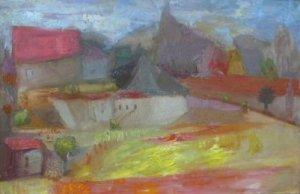 Alberto Ulloa-Recuerdo de un paisaje cualquiera