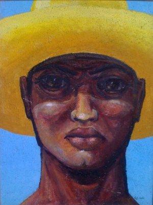 Antonio Prats Ventos-Moreno Con Sombrero