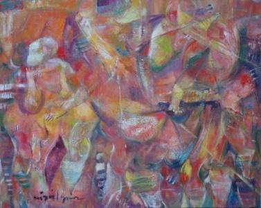 Miguel Gómez-Recordando a un bakiny