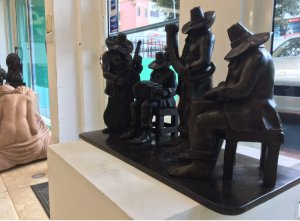 Dionisio Blanco - escultura