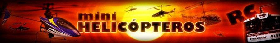 Mini Helicopteros RC