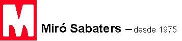 MIRÓ SABATERS, S.L.