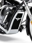Cubre Radiador de moto