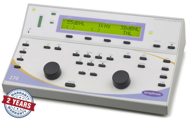 Audiometro portatil Wellch Allyn (AM282)