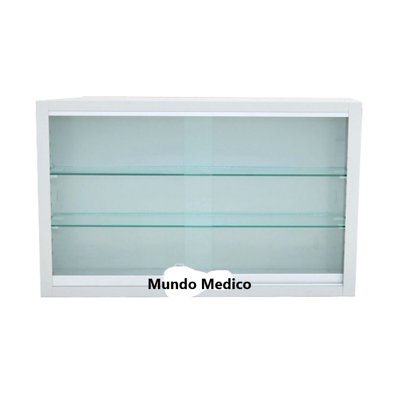 Mundo medico vitrina de pared for Vitrinas de pared