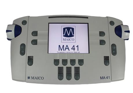 Audiometro portatil Maico MA 41 Nuevo