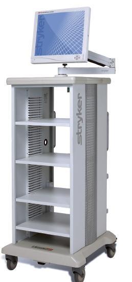 Endoscopic Room: Mundo Medico: Carro Stryker C/ Puerta