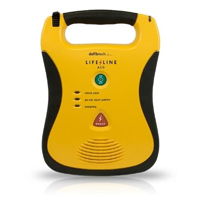 Desfibrilador Automatico Debitech Lifeline AED