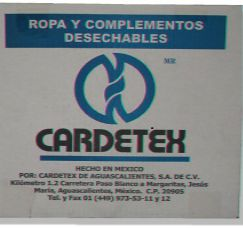 Paquete Desech. Cirug. Mayor Cardetex c/5